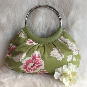 Banana Republic Floral Lady Bag